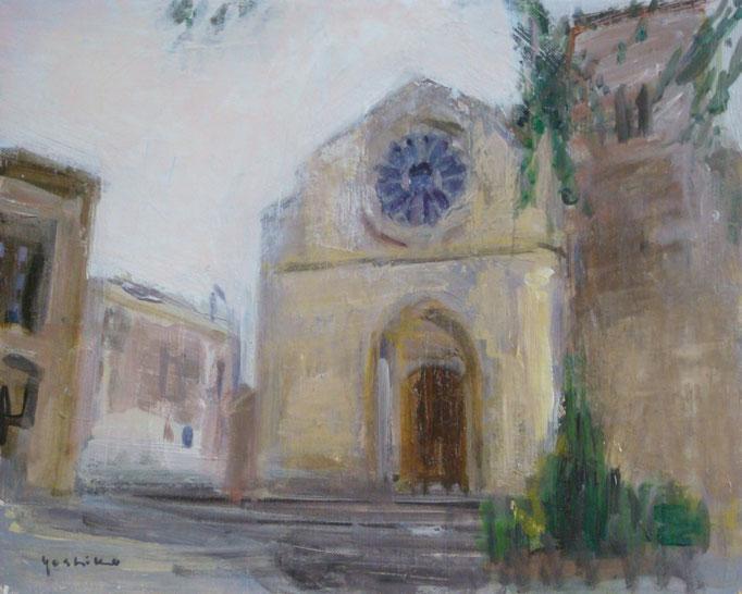 古い教会           3号