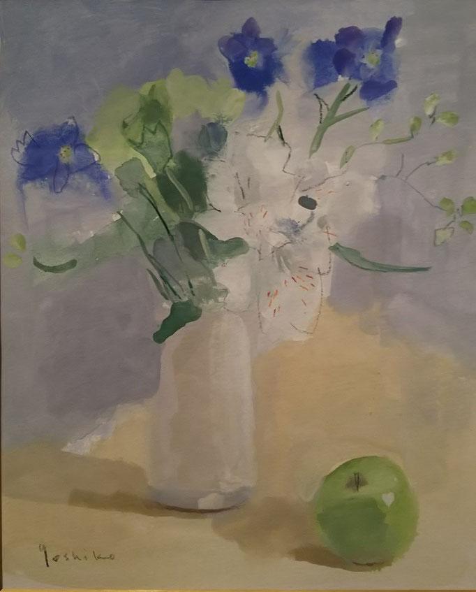 白い花束 3号大
