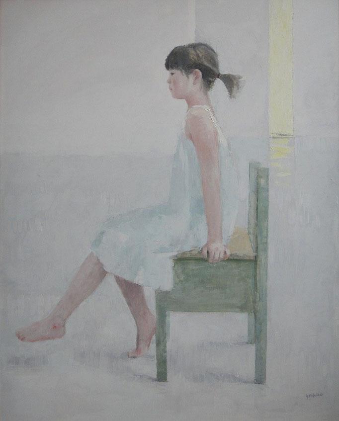 一水会展(2013)  100号 油彩