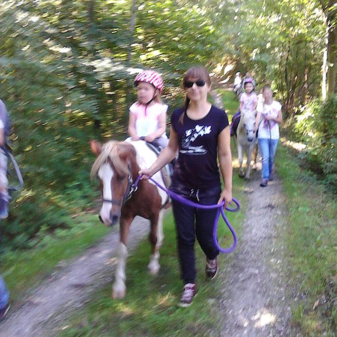 Ponywanderung 3