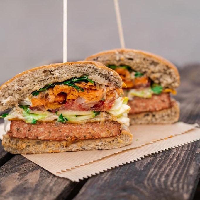 Vegan Burger Catering Bonn