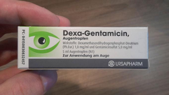 Dexa-Gentamicin Beschreibung