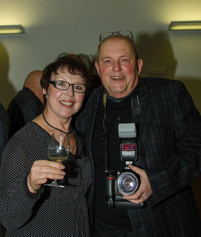 Helga und Niko Schraut (Ehrenpreisträger 2014)