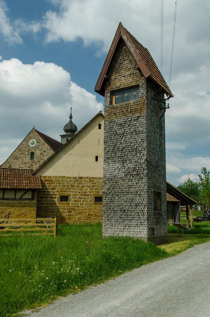 Trafostation aus Brunnhartshausen, Wartburgkreis, Thüringen