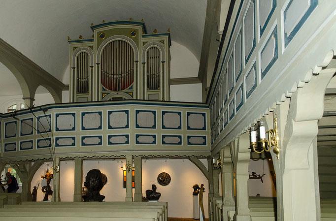 Orgel...   /Seemannskirche