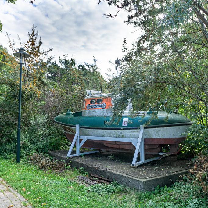 Das unsinkbare Rettungsboot wurde in der DDR entwickelt, gebaut und weltweit eingesetzt