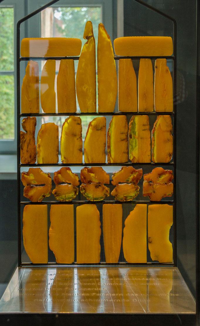 Im Bernsteinmuseum in Ribnitz-Damgarten