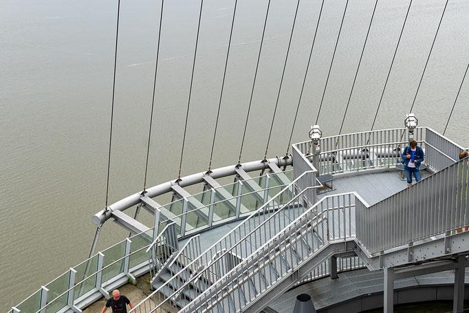 Aussichtsplattform des ATLANTIC Sail City Hotels
