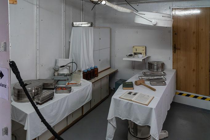 Ambulanz Bereich
