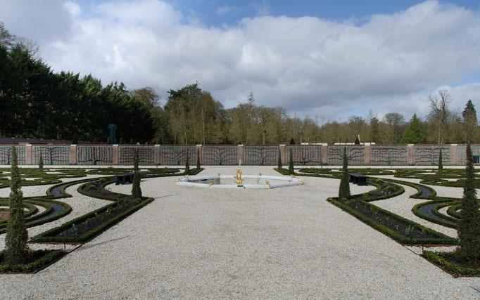 Palais Het Loo, kleiner Garten