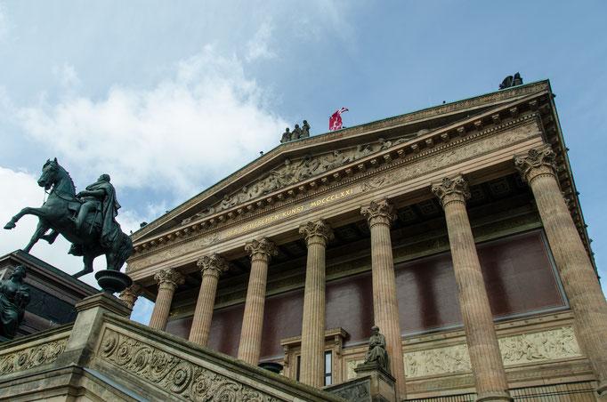 """Die """"Alte Nationalgalerie"""""""