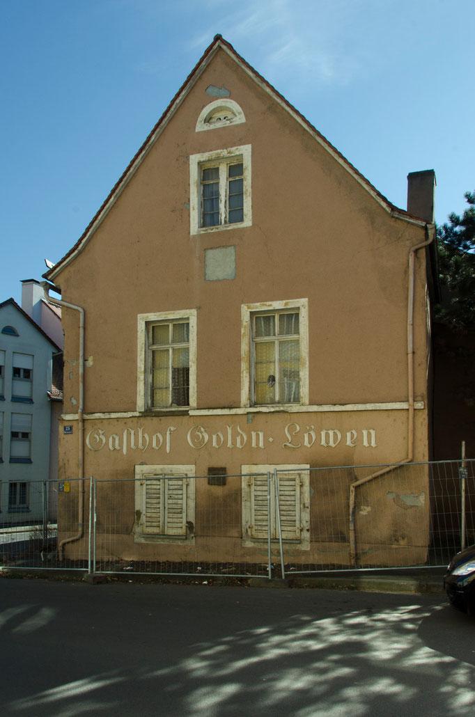 Lindenstraße, Gasthof zum Löwen