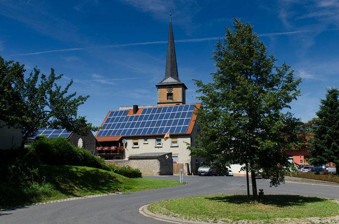 Osthausen, WÜ