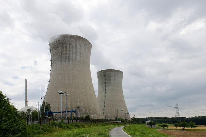 KKW Grafenrheinfeld (wird Ende 2015 für immer abgeschaltet)