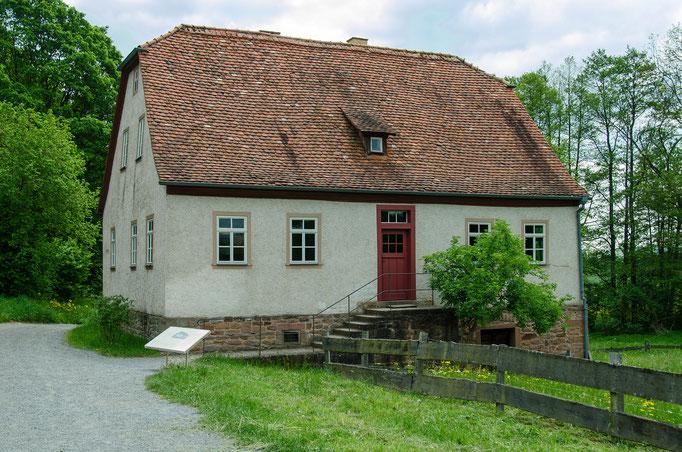 Dorfschule aus Krausenbach, Landkreis Aschaffenburg