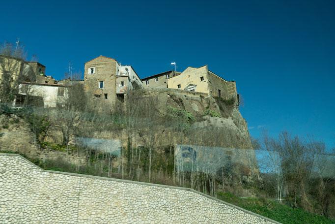 Die toskanische Hügellandschaft