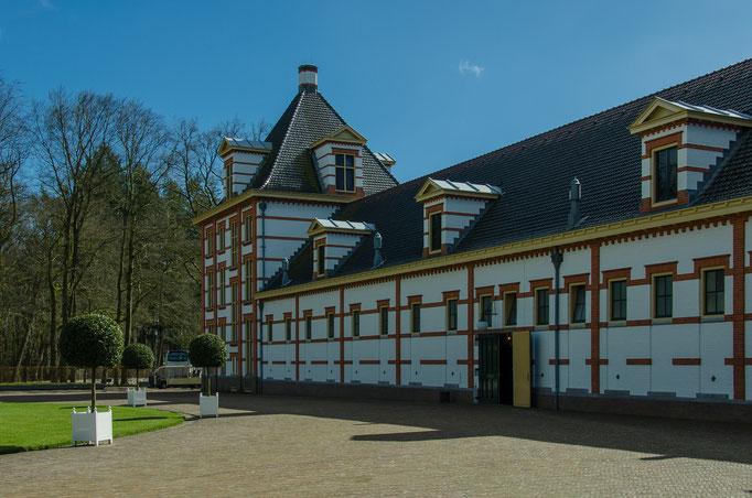 Palais Het Loo, Pferdeställe