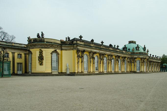 Schloß Sanssouci