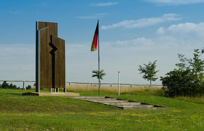 Denkmal der deutschen Teilung und Wiedervereinigung
