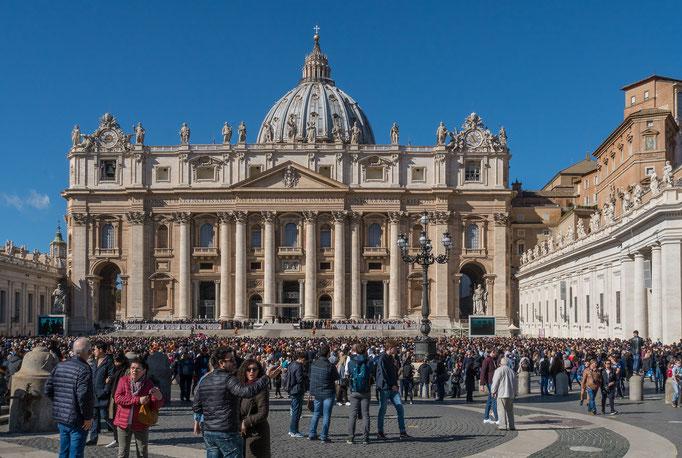 Sankt Peter im Vatikan