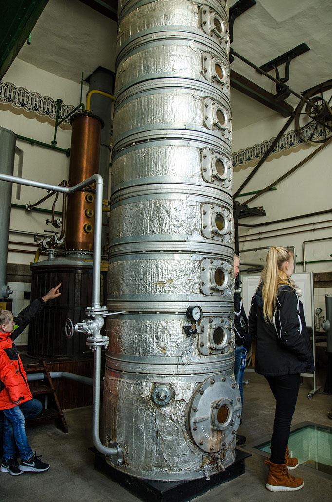 Destillationsgeräte