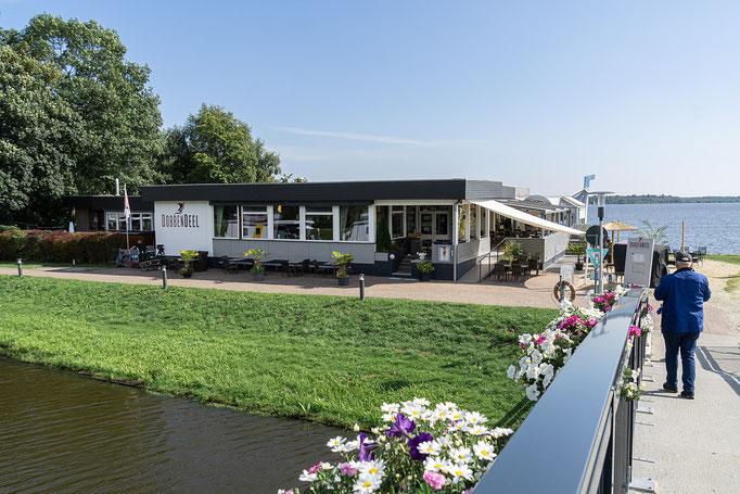 Brücke über den Schifffahrtsweg Otterndorf (Elbe) - Bremerhaven (Weser)