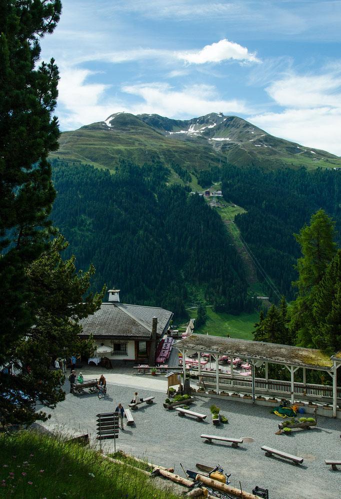 Bergstation Schatzalm