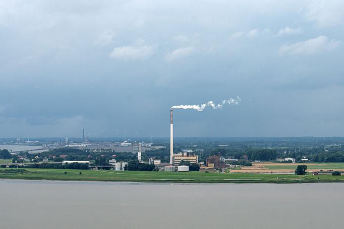 Blick über die Weser
