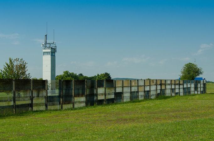 Beobachtungsturm BT9 der DDR-Grenztrupen