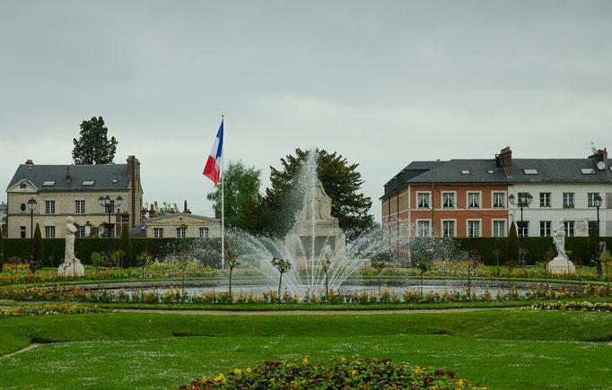 Jardin de Leveche