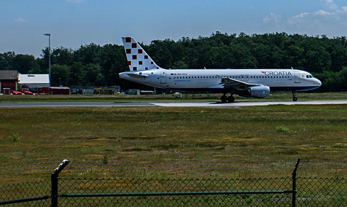 Croatia Airlines ist die staatliche Fluggesellschaft Kroatiens mit Sitz in Zagreb und Basis auf dem Flughafen Zagreb.