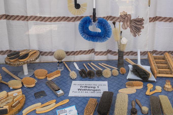 Produkte der Seilerei/Flechterei Dollenberg