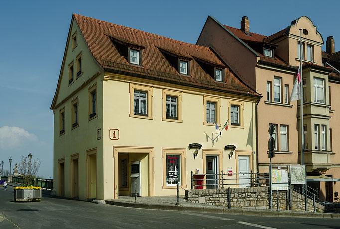 Schrannenstraße, Tourist Information