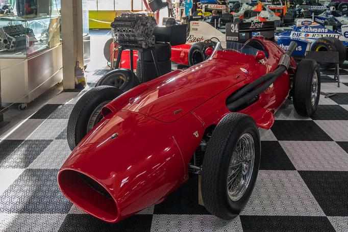 Maserati 250 F; 280 PS; Baujahr: 1956