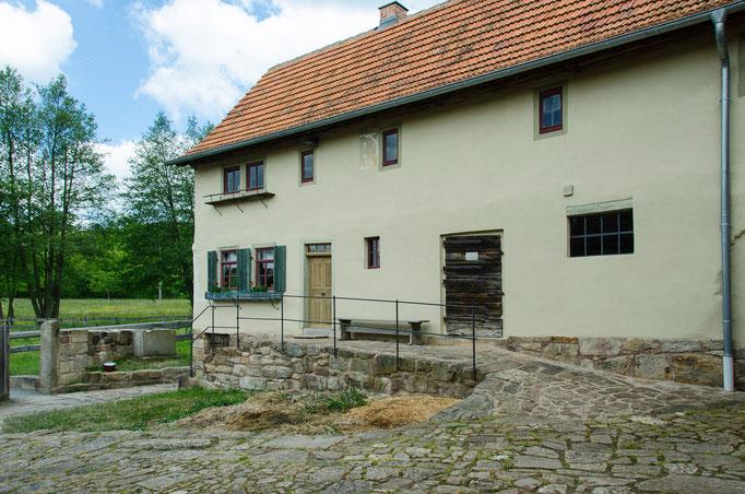 Dreiseithof aus Leutershausen, Landkreis Rhön-Grabfeld