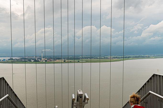 Blick von der Aussichtsplattform des ATLANTIC Sail City Hotels