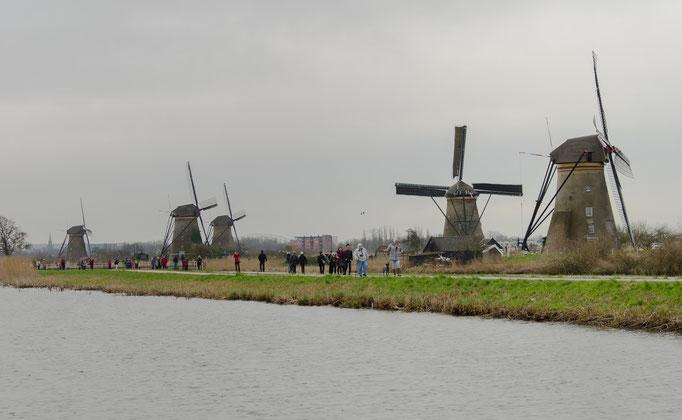 Freilichtmuseum Kinderdijk