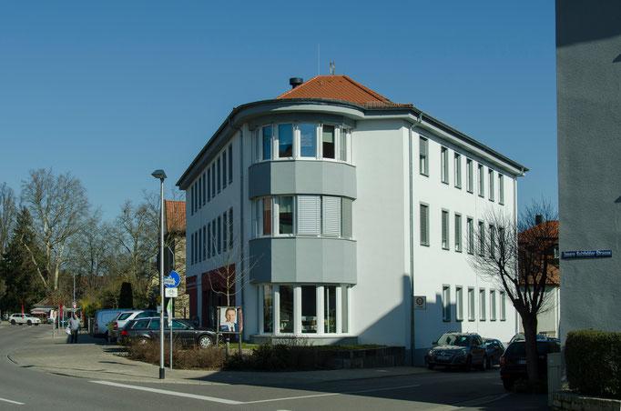 Friedrich Ebert Straße