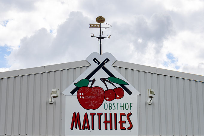 Corporate Identity vom Obsthof Matthies