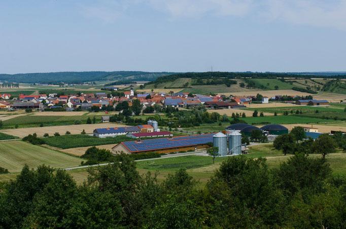 Krautostheim, NEA