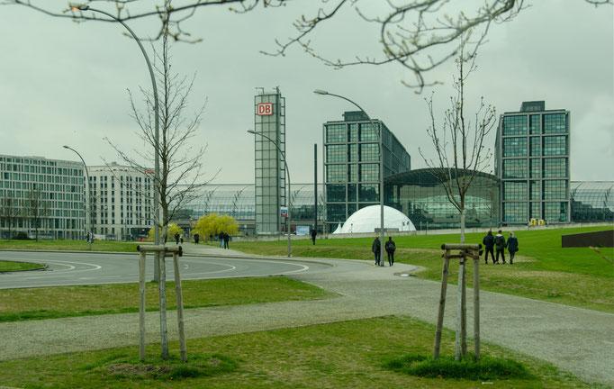 Der Neue Berliner Hauptbahnhof