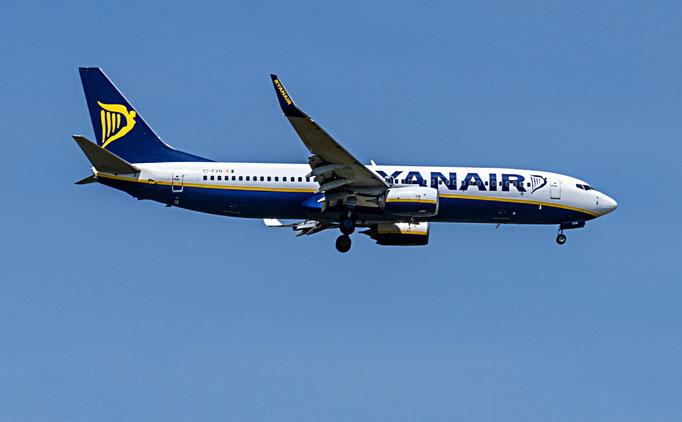 Ryanair ist eine irische Billigfluggesellschaft mit Sitz in Dublin und Heimatbasis auf dem Flughafen Dublin.