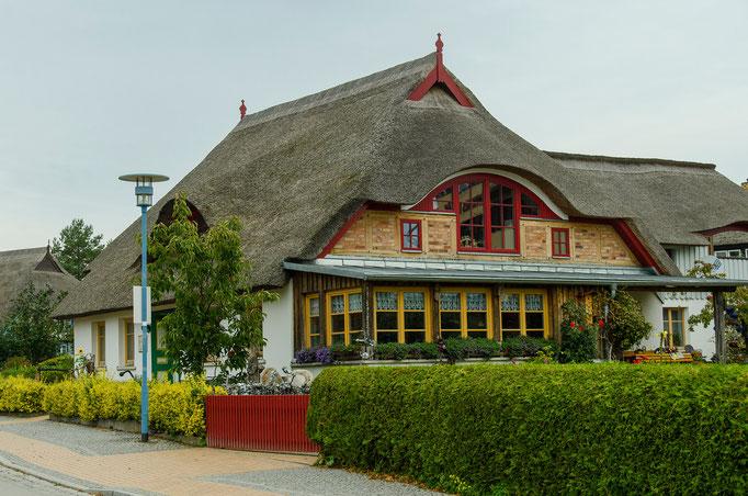 Schönes Riedgedecktes Gasthaus