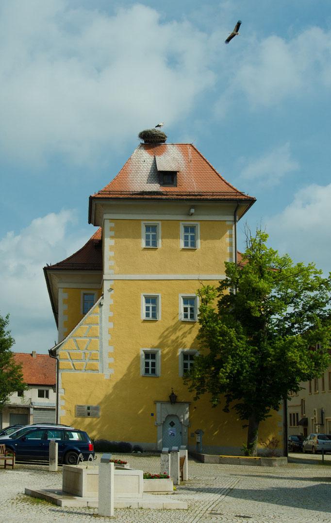Ipsheim, Kastenbau