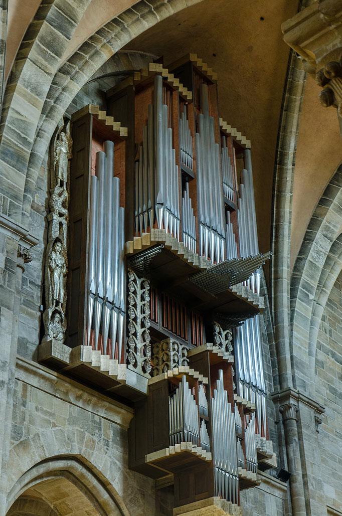 Die Orgel im Dom