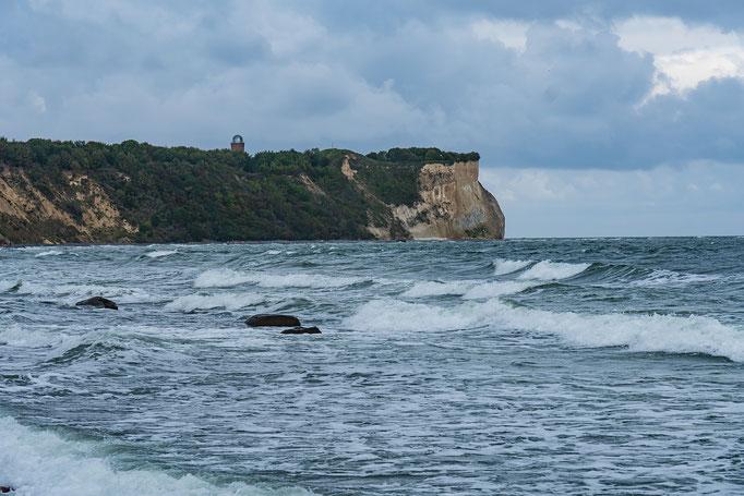 Blick zum Kap Arkona