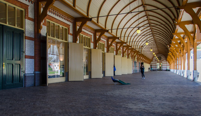 Palais Het Loo, Remise