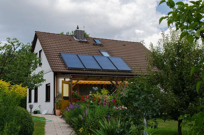 Solarthermie in Brodswinden, Mfr.