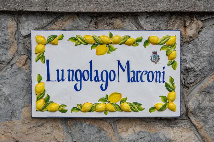 Hier wohnt die Famlie Langolago Marconi