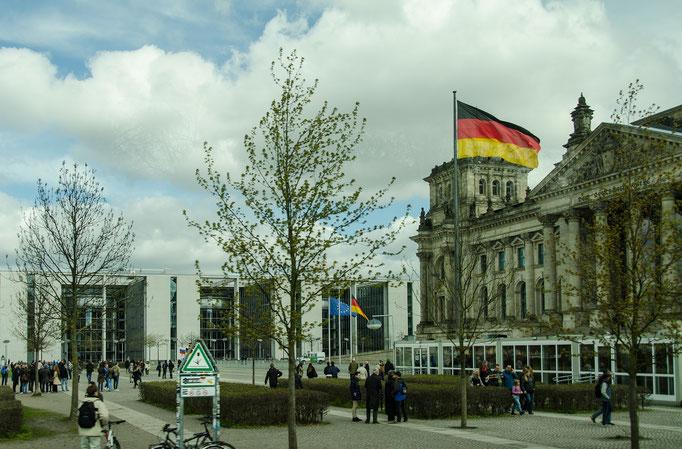 Das Reichstagsgebäude